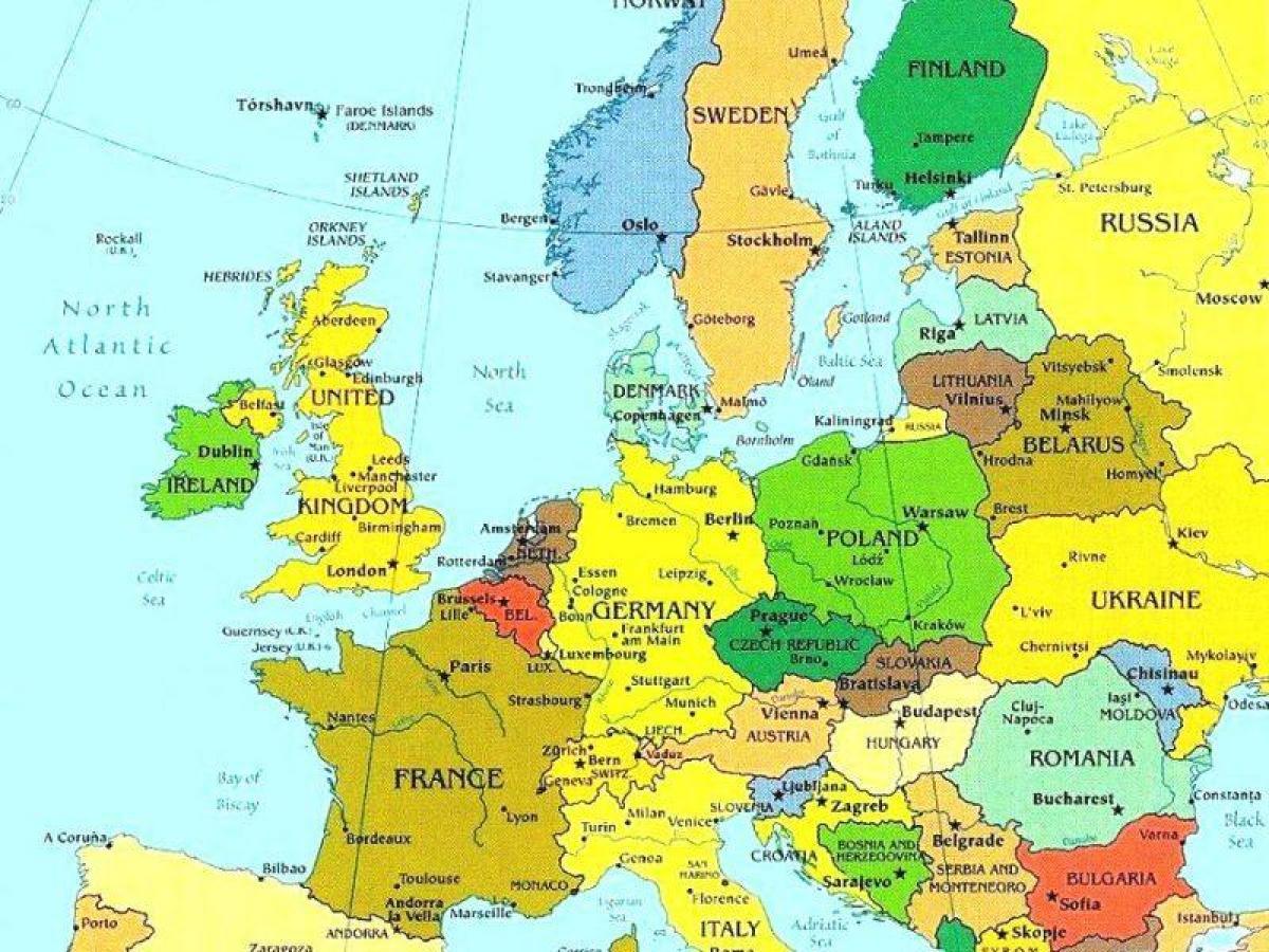 Map Of Germany And Surrounding Countries.Map Of Luxembourg And Surrounding Countries Map Of Luxembourg And